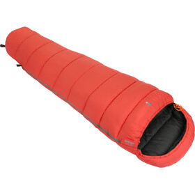 Vango Kanto Sleeping Bag Youth hot coral